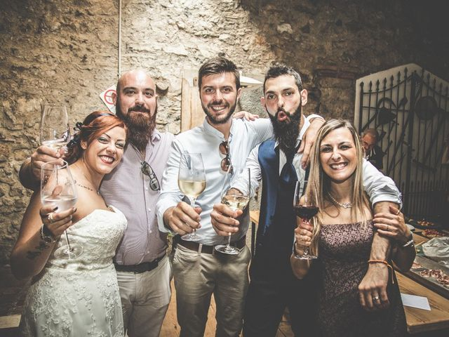 Il matrimonio di Marco e Alice a Gardone Val Trompia, Brescia 86