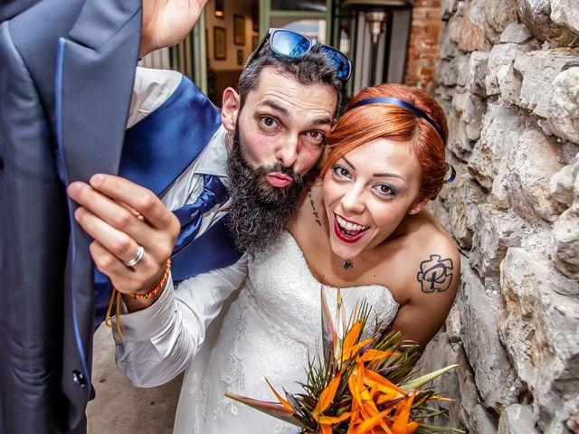 Il matrimonio di Marco e Alice a Gardone Val Trompia, Brescia 92