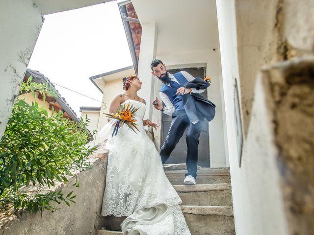 Il matrimonio di Marco e Alice a Gardone Val Trompia, Brescia 93