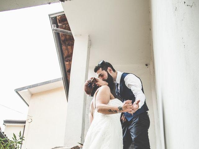 Il matrimonio di Marco e Alice a Gardone Val Trompia, Brescia 95