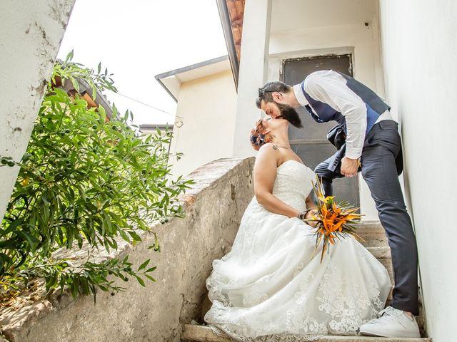 Il matrimonio di Marco e Alice a Gardone Val Trompia, Brescia 97