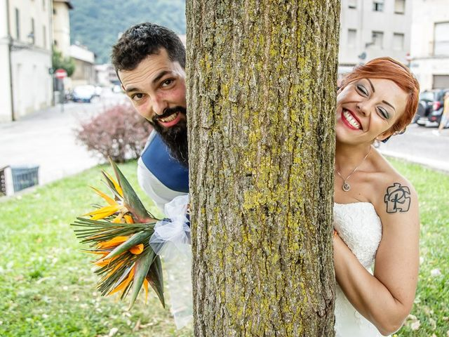 Il matrimonio di Marco e Alice a Gardone Val Trompia, Brescia 99