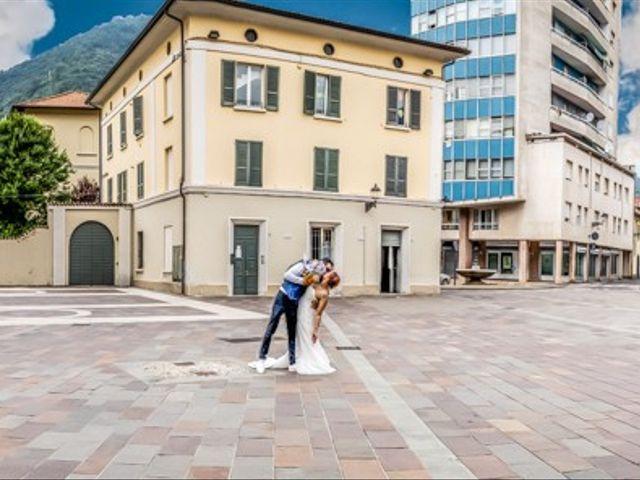 Il matrimonio di Marco e Alice a Gardone Val Trompia, Brescia 101