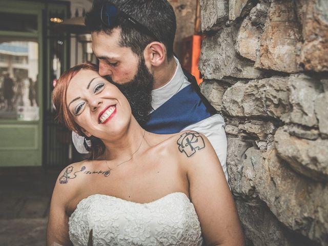 Il matrimonio di Marco e Alice a Gardone Val Trompia, Brescia 106