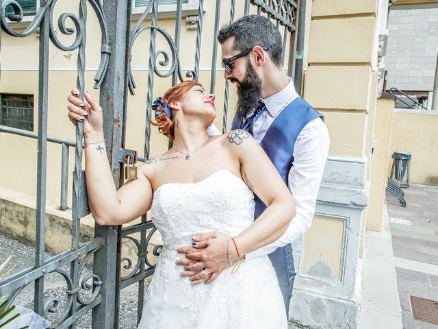 Il matrimonio di Marco e Alice a Gardone Val Trompia, Brescia 107