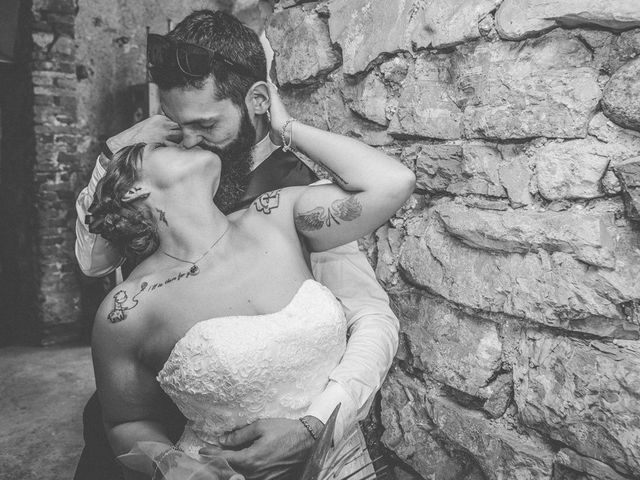 Il matrimonio di Marco e Alice a Gardone Val Trompia, Brescia 108