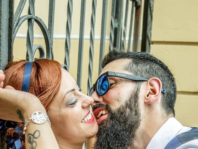 Il matrimonio di Marco e Alice a Gardone Val Trompia, Brescia 109