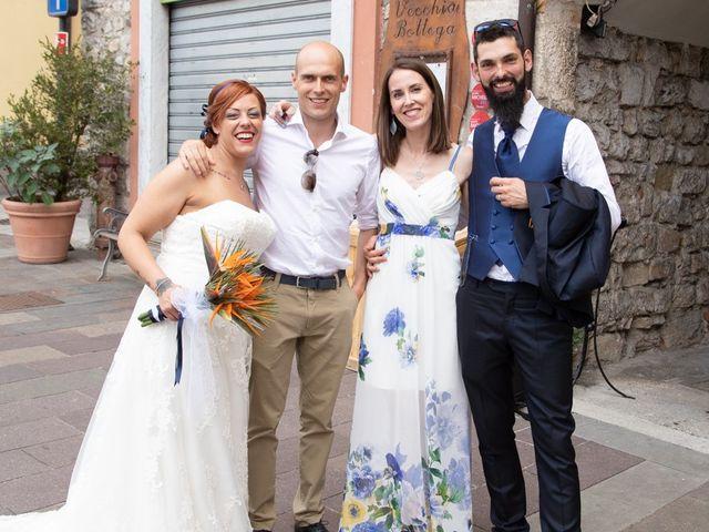 Il matrimonio di Marco e Alice a Gardone Val Trompia, Brescia 110