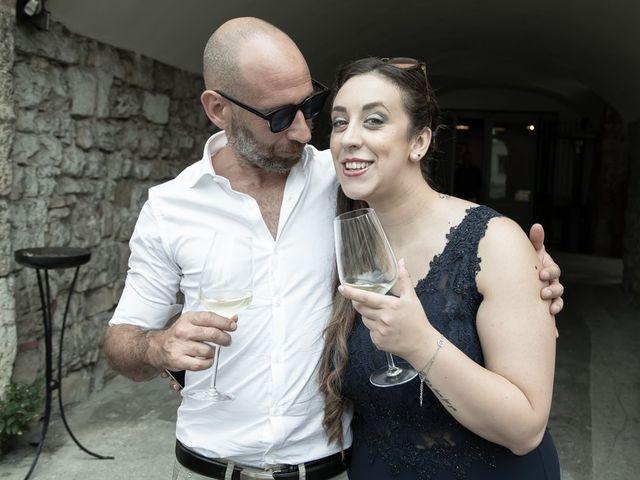 Il matrimonio di Marco e Alice a Gardone Val Trompia, Brescia 112