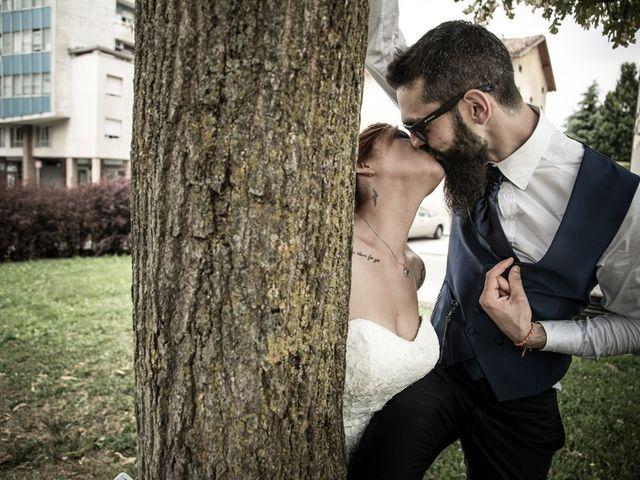 Il matrimonio di Marco e Alice a Gardone Val Trompia, Brescia 116