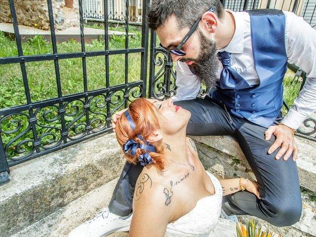 Il matrimonio di Marco e Alice a Gardone Val Trompia, Brescia 124
