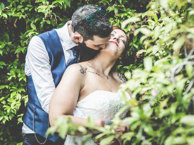 Il matrimonio di Marco e Alice a Gardone Val Trompia, Brescia 125