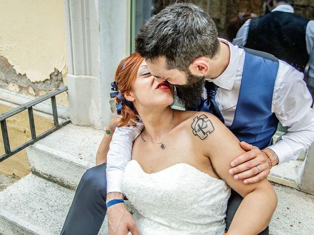 Il matrimonio di Marco e Alice a Gardone Val Trompia, Brescia 127