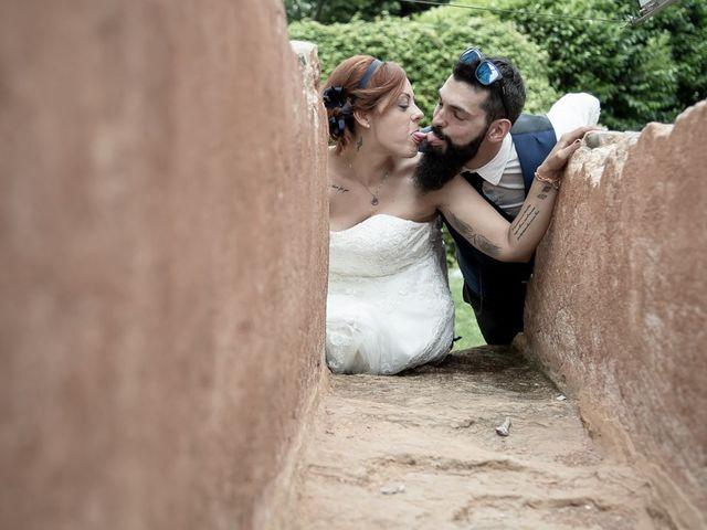 Il matrimonio di Marco e Alice a Gardone Val Trompia, Brescia 128