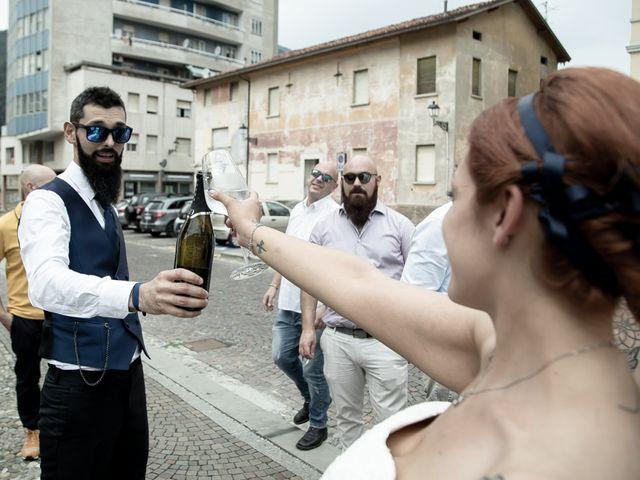Il matrimonio di Marco e Alice a Gardone Val Trompia, Brescia 131