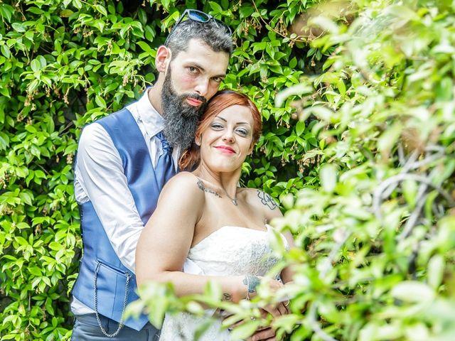 Il matrimonio di Marco e Alice a Gardone Val Trompia, Brescia 132