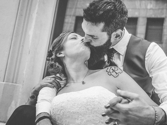 Il matrimonio di Marco e Alice a Gardone Val Trompia, Brescia 133