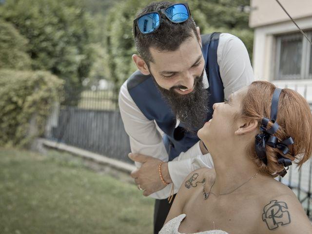 Il matrimonio di Marco e Alice a Gardone Val Trompia, Brescia 136