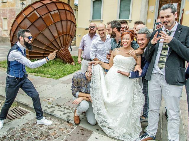 Il matrimonio di Marco e Alice a Gardone Val Trompia, Brescia 137