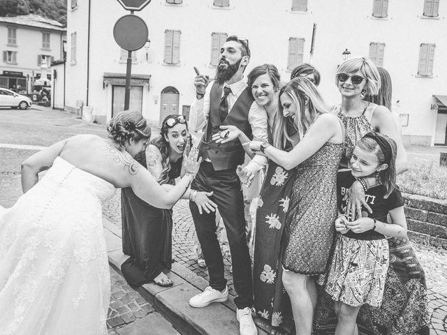 Il matrimonio di Marco e Alice a Gardone Val Trompia, Brescia 140