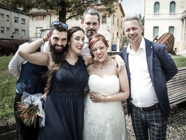 Il matrimonio di Marco e Alice a Gardone Val Trompia, Brescia 142