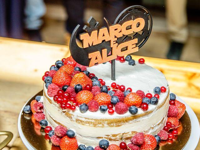 Il matrimonio di Marco e Alice a Gardone Val Trompia, Brescia 146