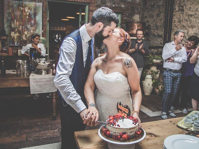 Il matrimonio di Marco e Alice a Gardone Val Trompia, Brescia 148