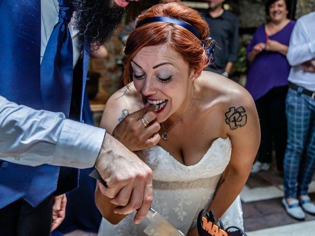 Il matrimonio di Marco e Alice a Gardone Val Trompia, Brescia 150