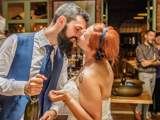 Il matrimonio di Marco e Alice a Gardone Val Trompia, Brescia 152