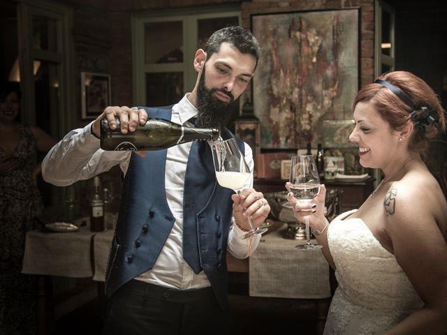 Il matrimonio di Marco e Alice a Gardone Val Trompia, Brescia 154