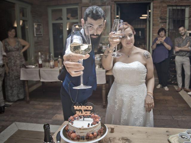 Il matrimonio di Marco e Alice a Gardone Val Trompia, Brescia 155