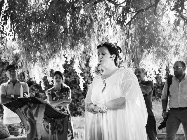Il matrimonio di Davide e Francesca a Trecate, Novara 5