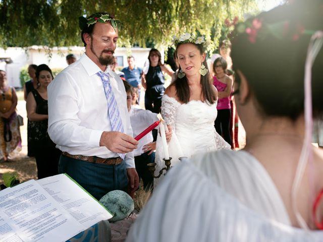 Il matrimonio di Davide e Francesca a Trecate, Novara 6