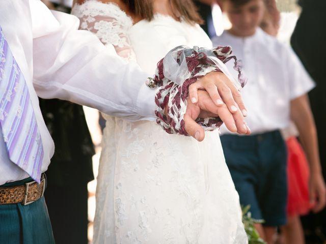 Il matrimonio di Davide e Francesca a Trecate, Novara 8