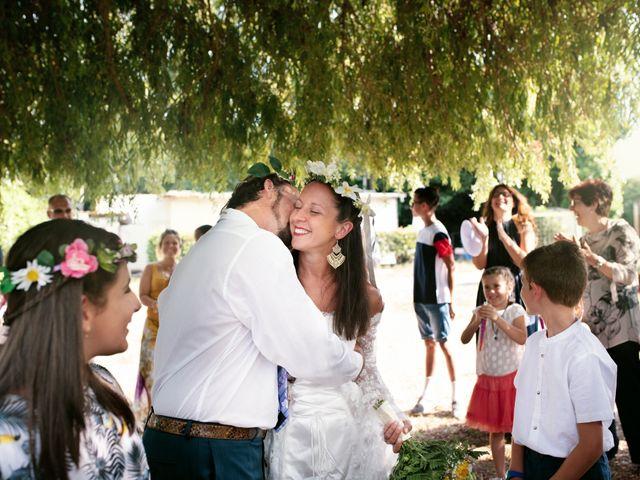 Il matrimonio di Davide e Francesca a Trecate, Novara 11