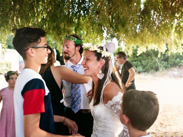 Il matrimonio di Davide e Francesca a Trecate, Novara 13