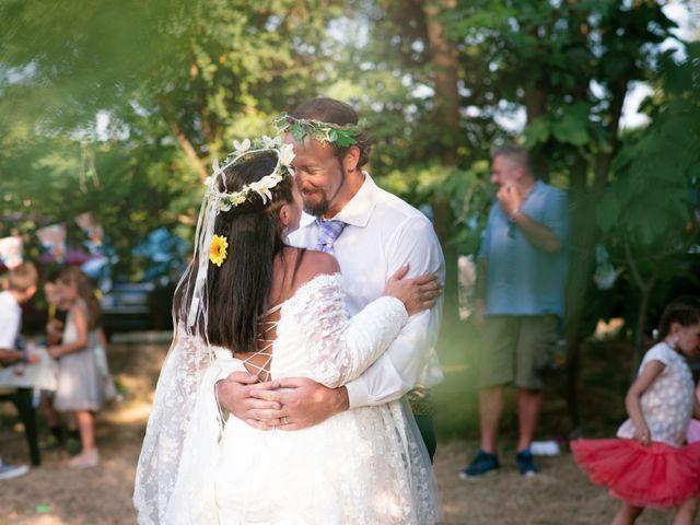 Il matrimonio di Davide e Francesca a Trecate, Novara 25
