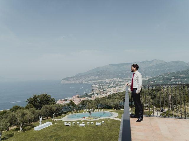 Il matrimonio di Victor e Simona a Sorrento, Napoli 5