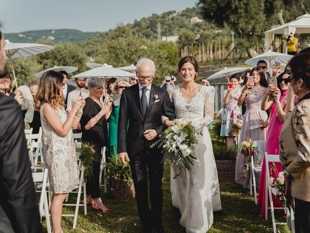 Il matrimonio di Victor e Simona a Sorrento, Napoli 19