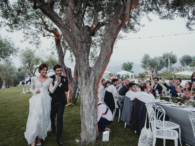 Il matrimonio di Victor e Simona a Sorrento, Napoli 43