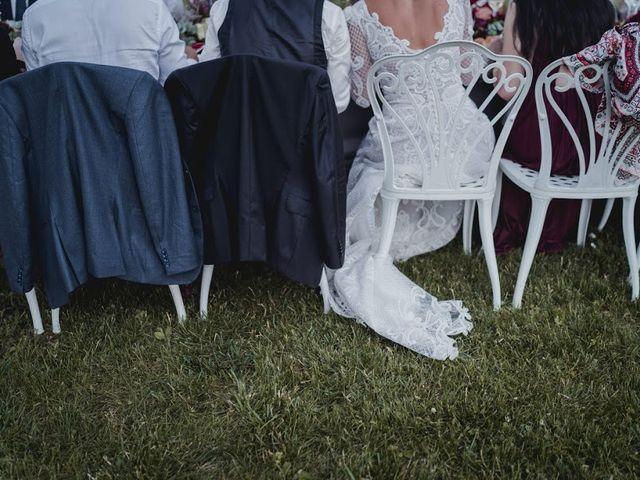 Il matrimonio di Victor e Simona a Sorrento, Napoli 44