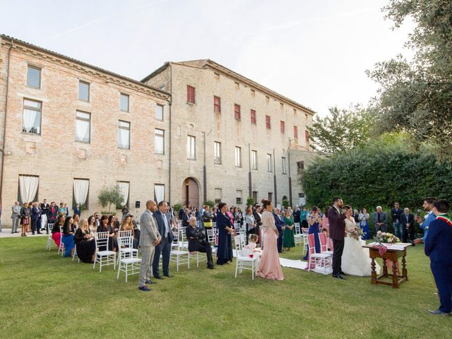 Il matrimonio di Cristian e Marika a Montefano, Macerata 9