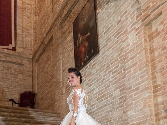 Il matrimonio di Cristian e Marika a Montefano, Macerata 13