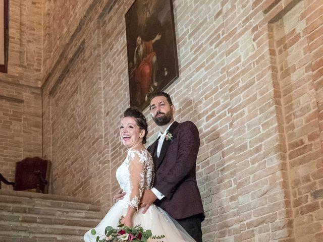 Il matrimonio di Cristian e Marika a Montefano, Macerata 14