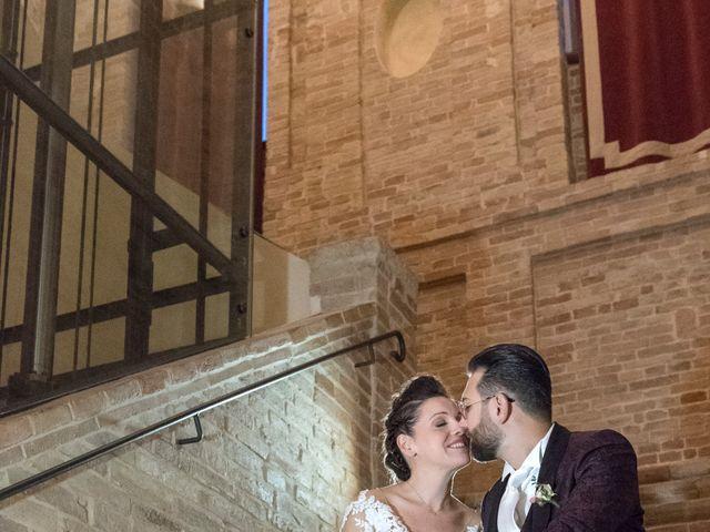 Il matrimonio di Cristian e Marika a Montefano, Macerata 15