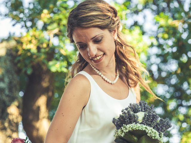 Il matrimonio di Elisa e Brian a Viterbo, Viterbo 37