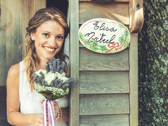 Il matrimonio di Elisa e Brian a Viterbo, Viterbo 41