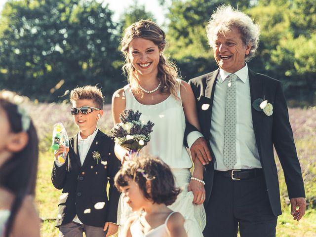 Il matrimonio di Elisa e Brian a Viterbo, Viterbo 49