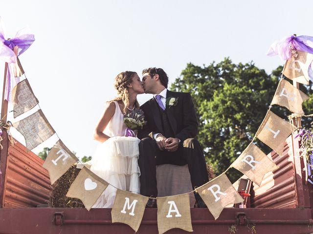 Il matrimonio di Elisa e Brian a Viterbo, Viterbo 52