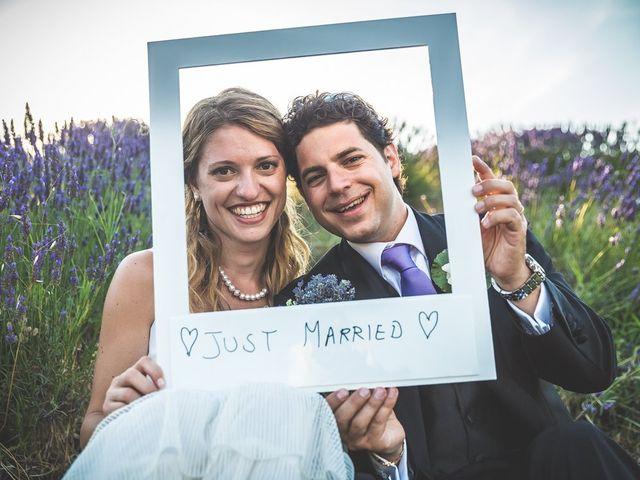 Il matrimonio di Elisa e Brian a Viterbo, Viterbo 61